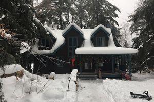 Katherine's house