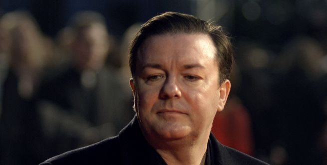 Ricky Gervais PETA Person of the Year