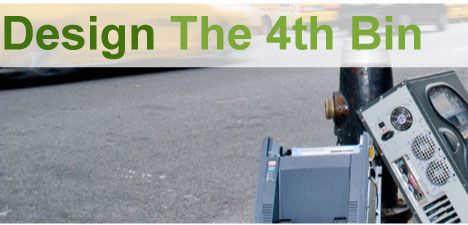 Diseño de un cuarto contenedor para desechos electrónicos