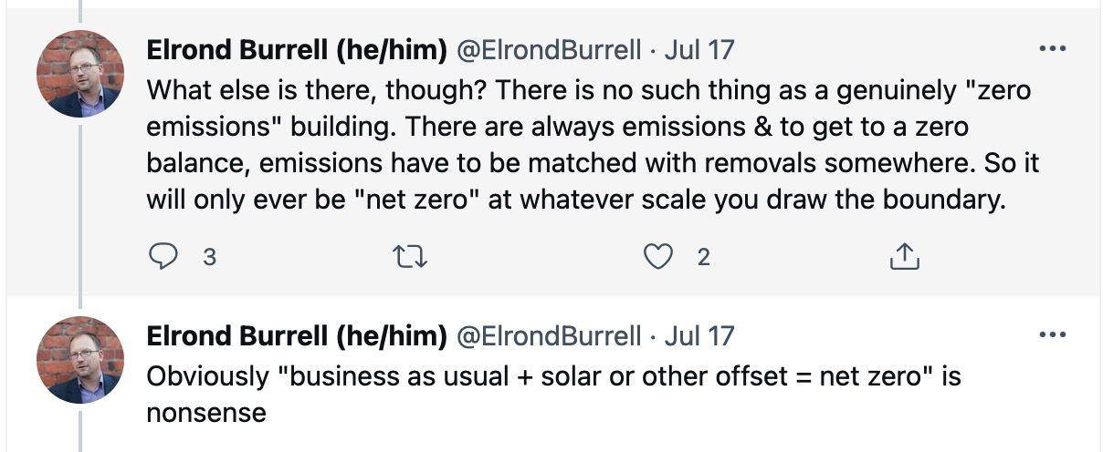 Elrond Burrell tweets
