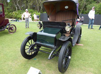 1909 Baker Victoria Roadster