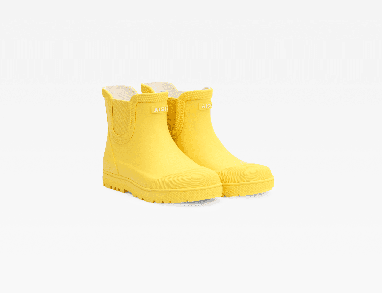 Aigle The Children's Easy-On Ankle Boot