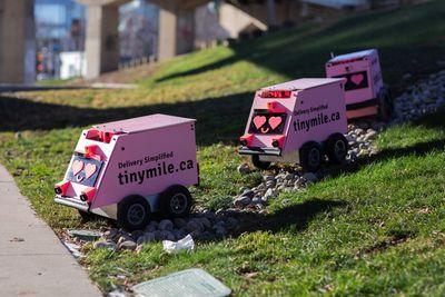 Tiny Mile Robots