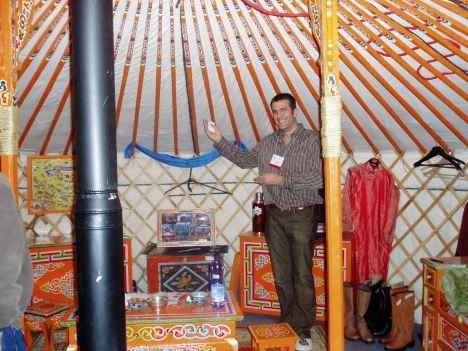 ballenger mongolian yurt photo