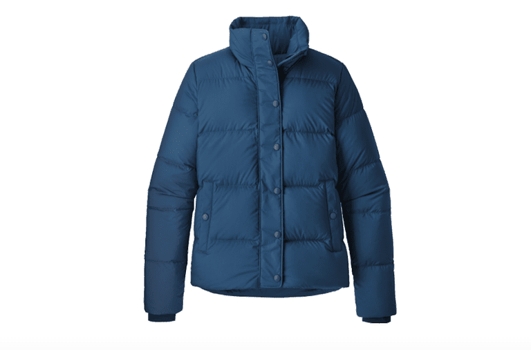 Los nuevos abrigos Silent Down de Patagonia impulsan los estándares ambientales aún más