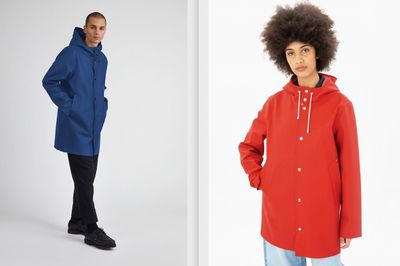 Baxter Wood rain coats