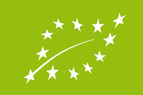 euro leaf eu organic logo image