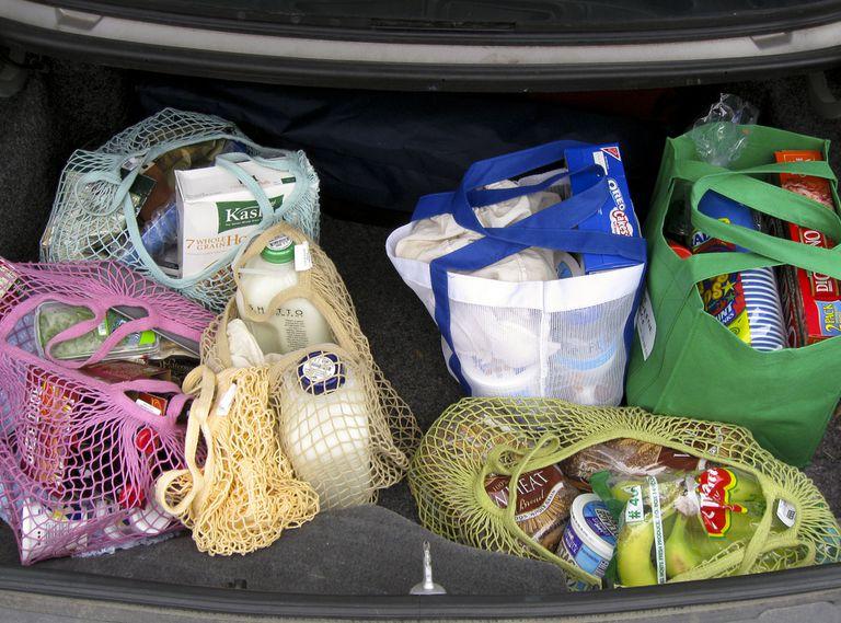 10 mandamientos del uso de bolsas reutilizables