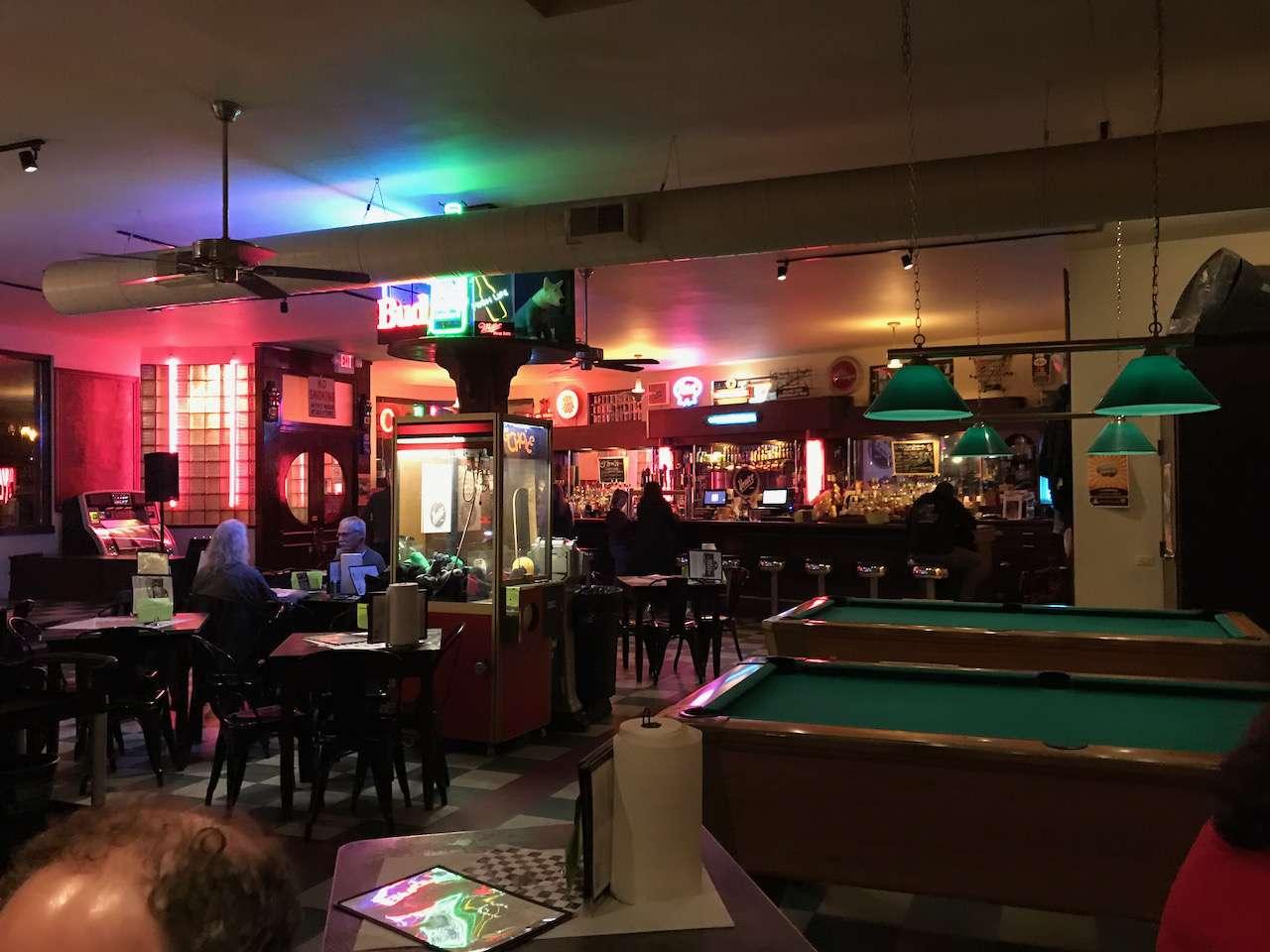 Bar in Kent, Ohio