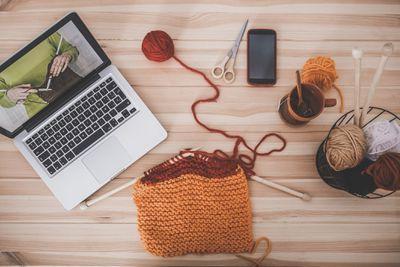 Online Knitting Classes