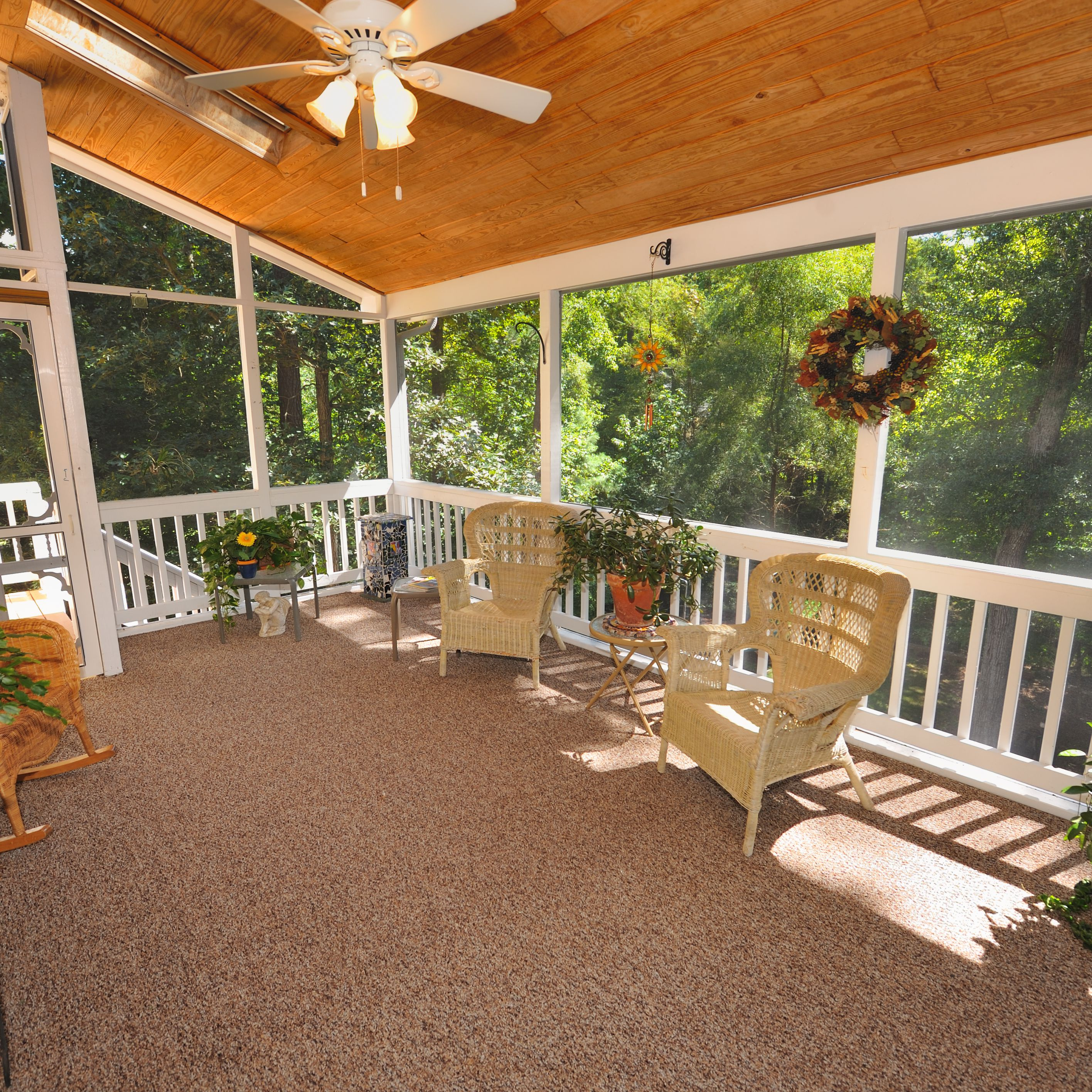 Bring Back The Screened Porch