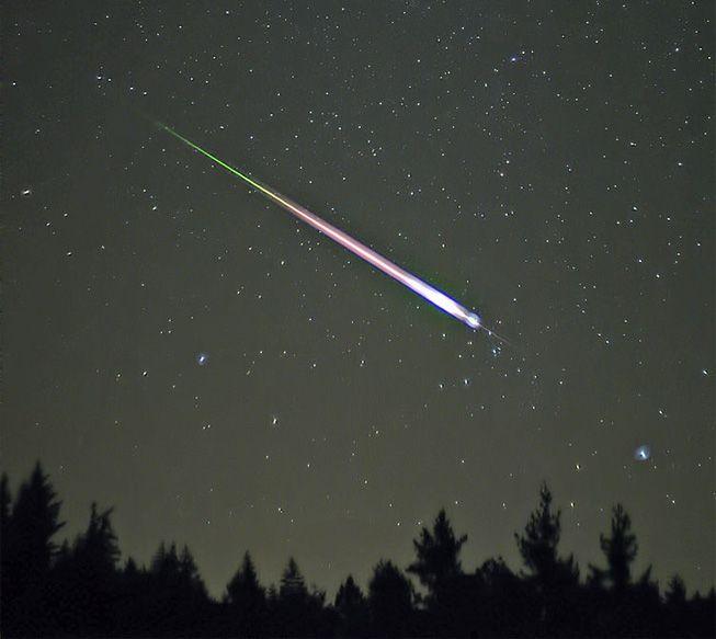 ¿Cuáles son los diferentes tipos de cometas?