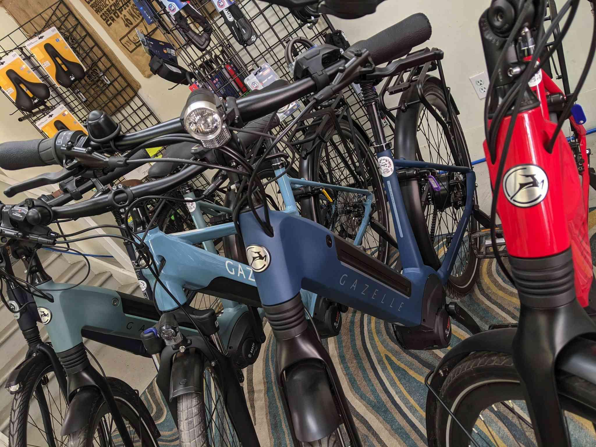 Gazelle bikes in London Ontario
