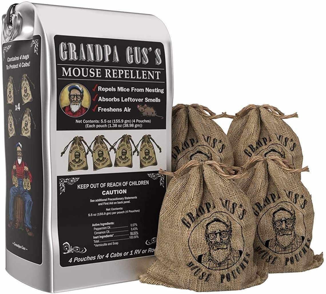 Grandpa Gus's Mouse Repellent