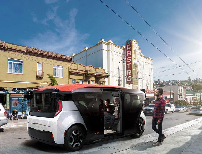 General Motors y Cruise presentan el coche tostador de origen