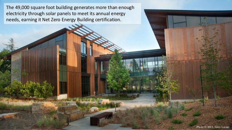 La certificación Net Zero Energy Building finalmente define lo que realmente significa Net Zero