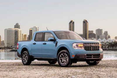 The Ford Maverick EV could reinvigorate the small truck field.