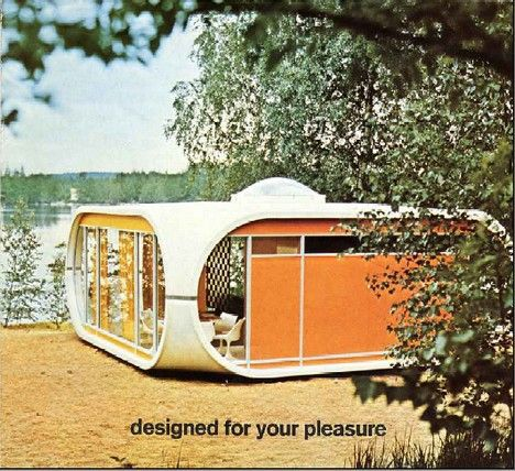Wayback Machine 1971: The Venturo Prefab