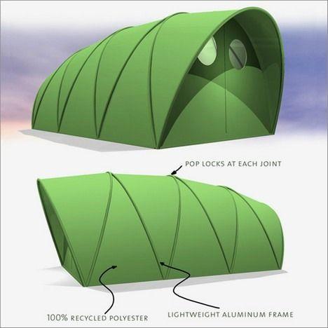 lightweight shelter image