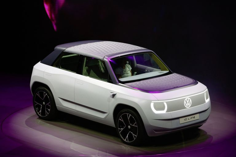 The Volkswagen I.D.Life concept may be a production car by 2025.