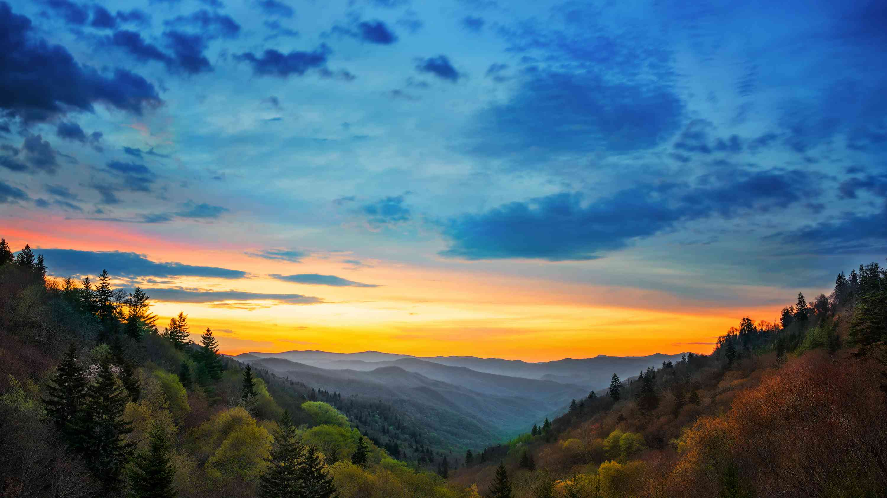 Oconaluftee, Great Smoky Mountains National Park, Tennessee