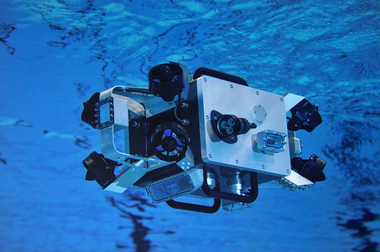 Investigadores construyen un robot con Arduino para escanear arrecifes de coral