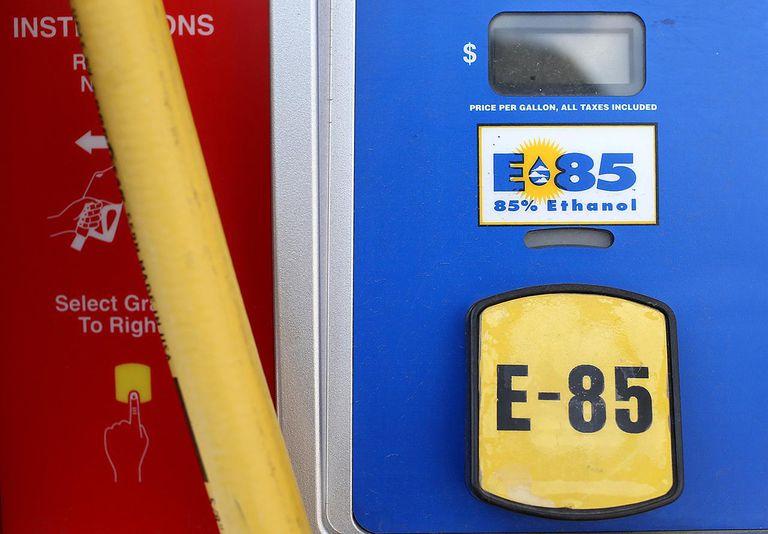 ¿Cómo se fabrica el etanol?