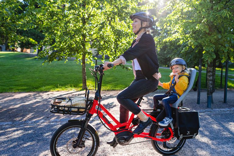 El nuevo Tern HSD podría ser el futuro de las bicicletas eléctricas urbanas
