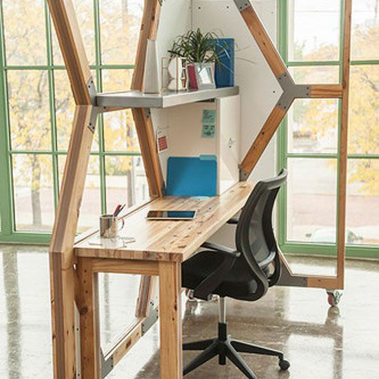 Abeo Design Hive Workstation