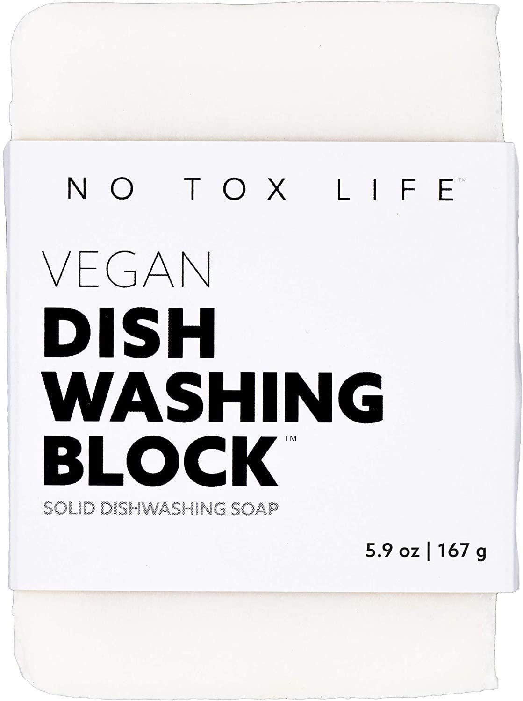 No Tox Life Vegan Dish Washing Block