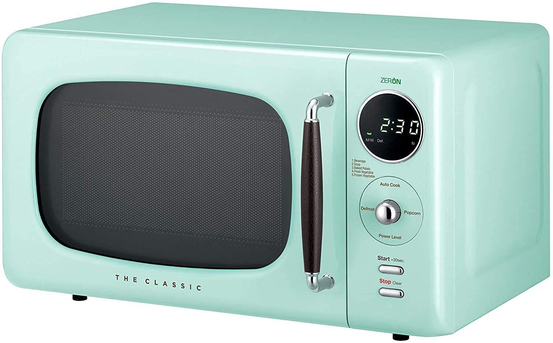 WINIA WOR07R3ZEM Retro Microwave