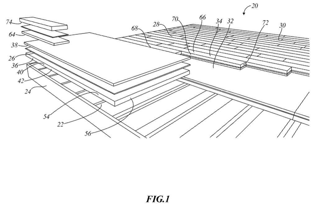 Patent drawing diagram