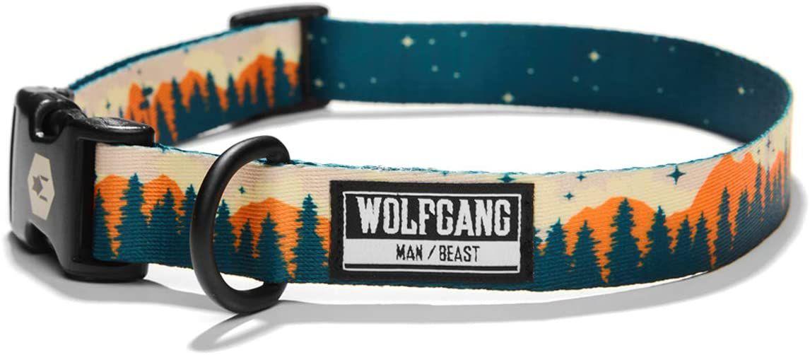Wolfgang Man & Beast OverLand Collar
