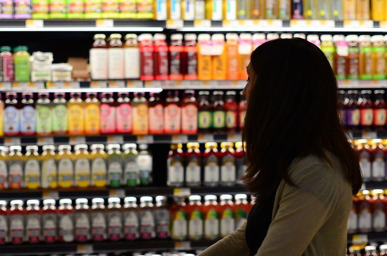 ¿Qué impide que los estadounidenses elijan alimentos más saludables?