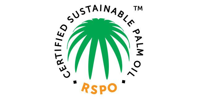 Certified Sustainable Palm Oil Seal