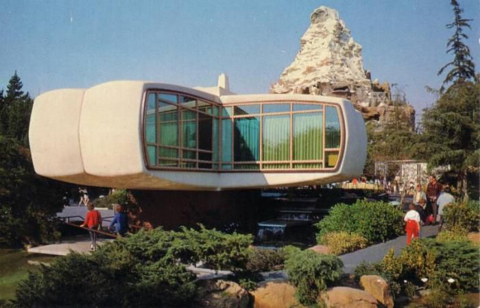 Monsanto house of the future