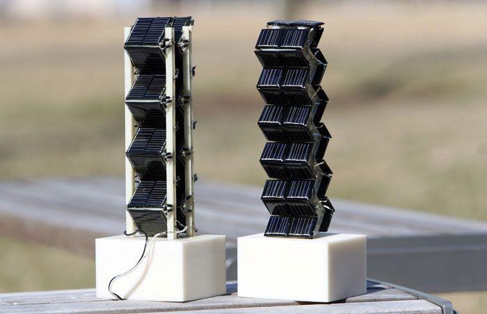 3d solar towers