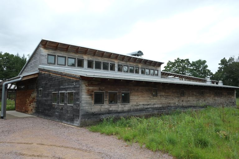 Aldo Leopold Legacy Center that is sustainably designed.