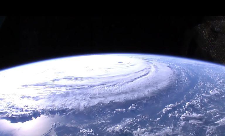 La vista de Florencia desde el espacio es algo aleccionador