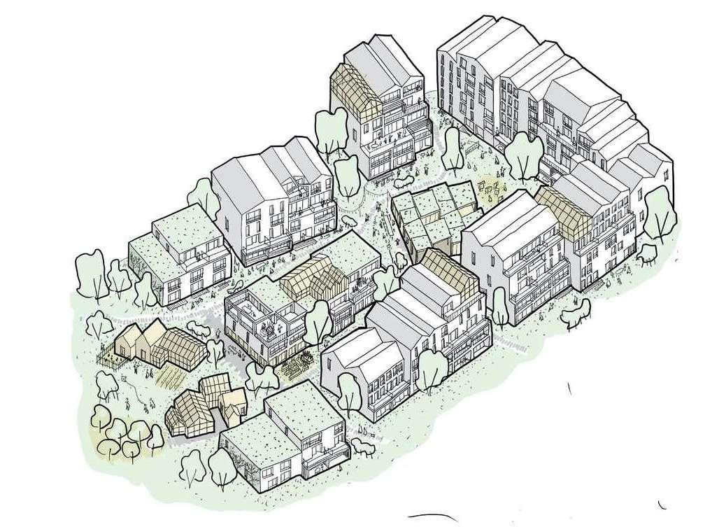 Village detail