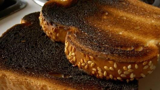 ¿Es malo para usted comer alimentos quemados?