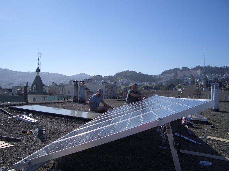 California, la meca del empleo verde