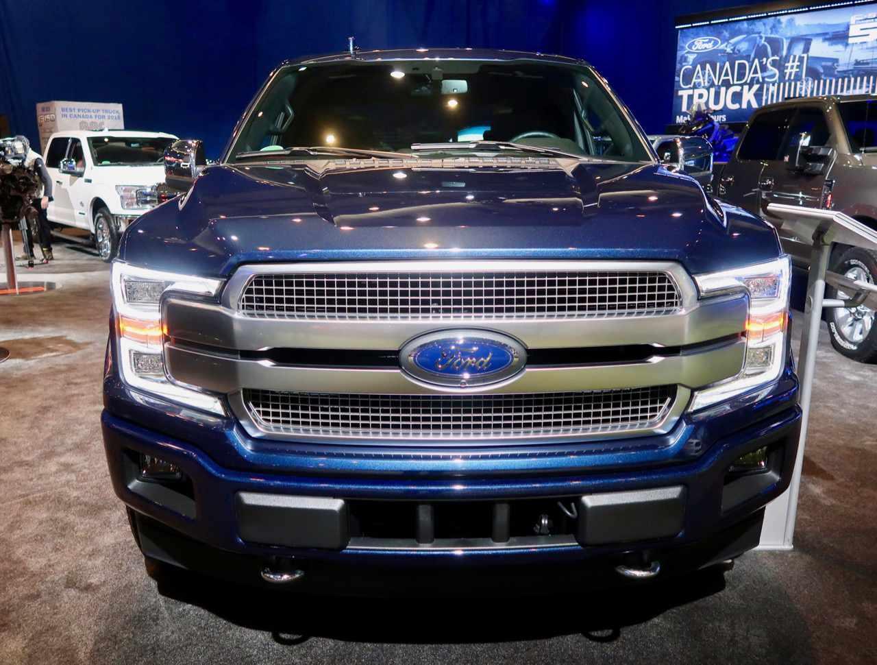 Ford Facade