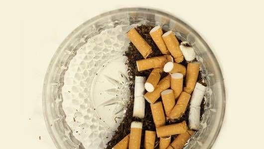 Diez razones para no empezar a fumar: Infografía