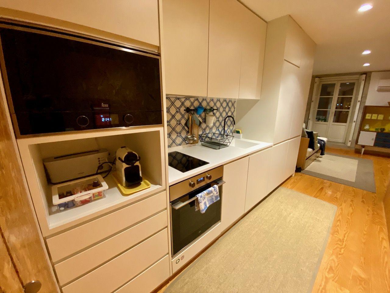 Kitchen in Porto