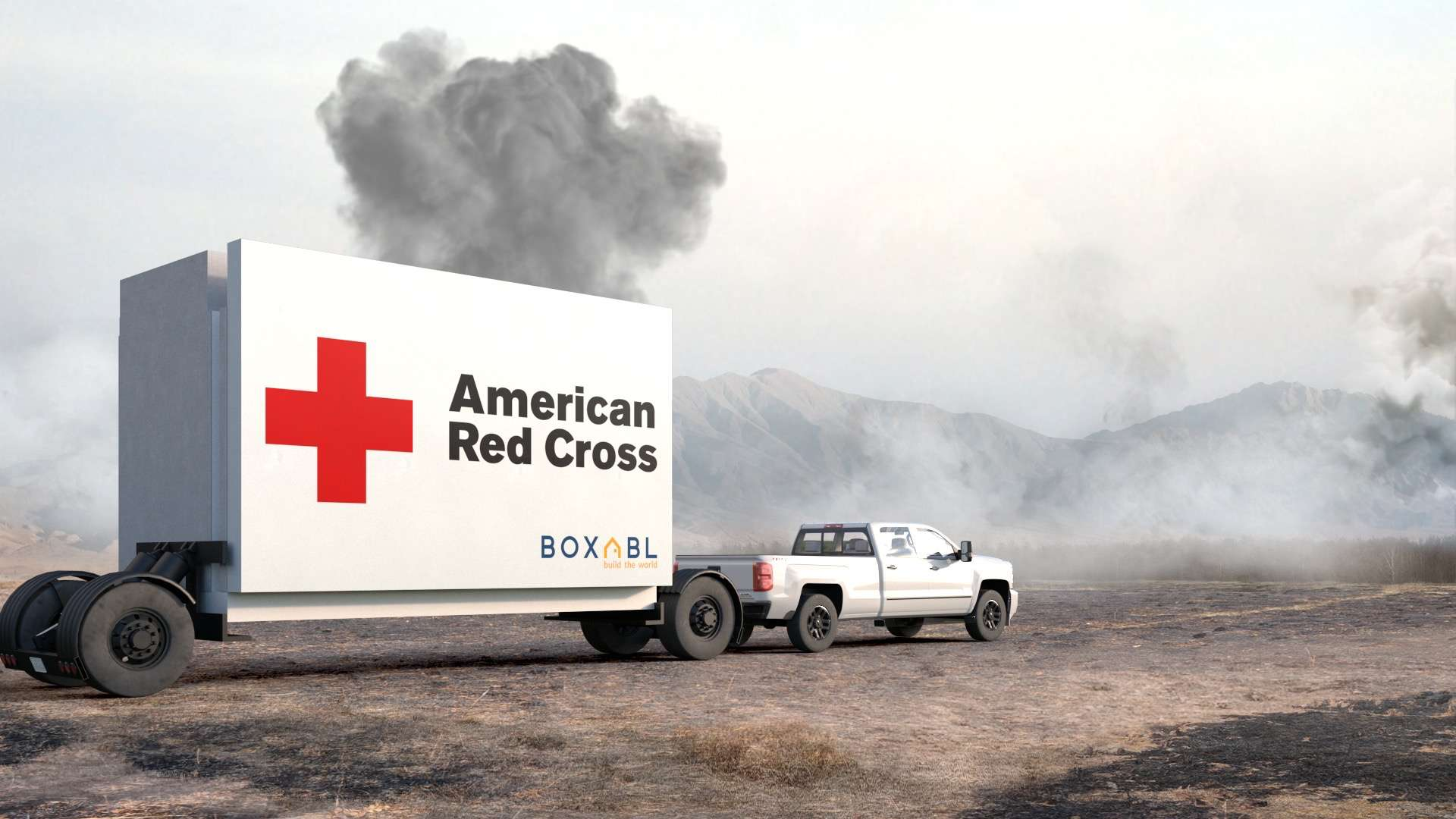 Red Cross deployment