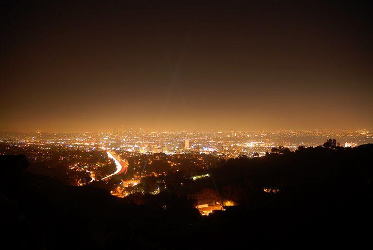Después del gran terremoto de Northridge, una nube misteriosa apareció sobre Los Ángeles: esto es lo que era