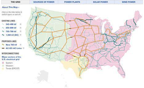 NPR power grid map image