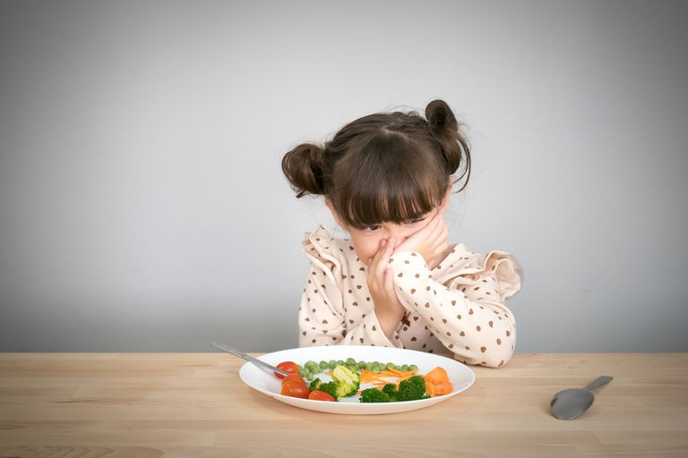 Do Parents Create Picky Eaters?