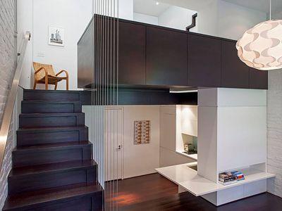 manhattan microloft specht architects interior view